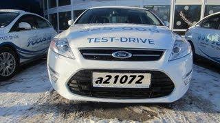 Ford Mondeo Тест-драйв.Anton Avtoman.