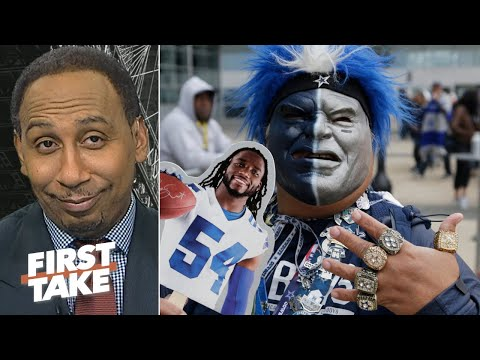 Stephen A. Reacts To The Cowboys' 8-8 Season | First Take