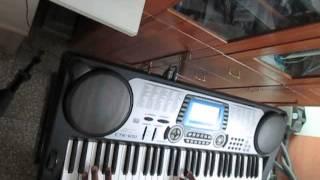 Ek main hu aur ek tu Benny Dayal, Anushka Manchanda, Shefali Alvares Piano Keyboard Cover