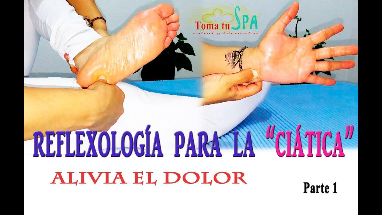 Acupresión las en los pies dolor en de puntos piernas para