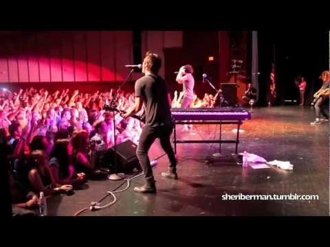 Living Louder (Live at Hunterdon Central High School) - The Cab