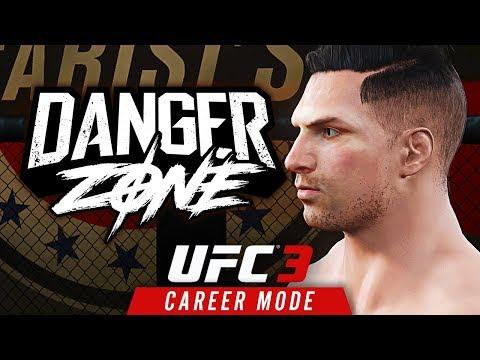 UFC 3 Career Mode - Ep 1 - CHRIS DANGER'S MMA DEBUT!!