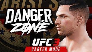 UFC 3 Career Mode - Ep 1 - CHRIS DANGER