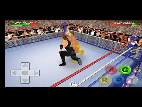 The Undertaker V/s Hulk Hogan - Wrestling Gaming