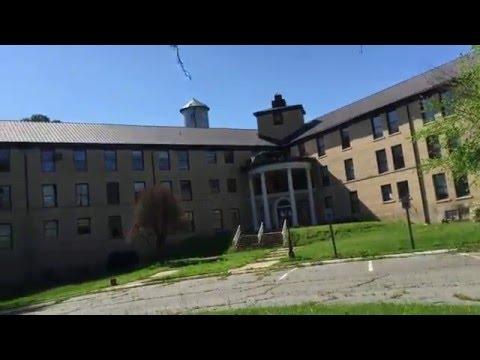 Exploring Abandoned: Alexander Human Development Center
