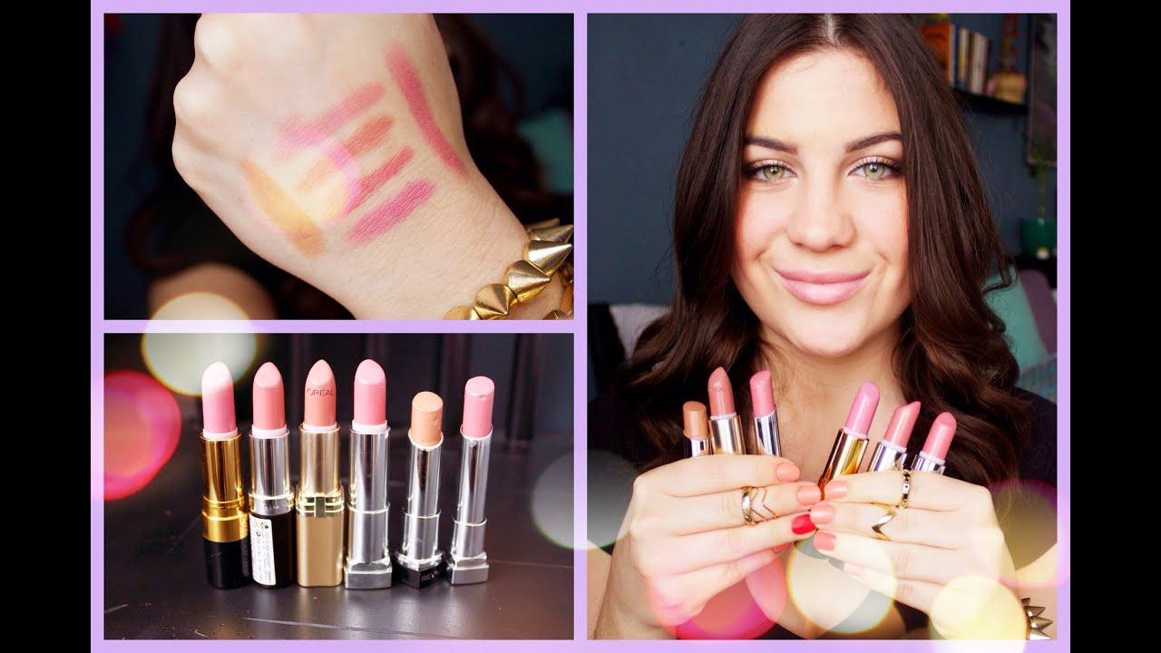 Best drugstore pink nude lipstick-8627