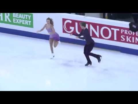 Dance and Ladies Free Practice - 2016 ISU Junior Grand Prix Final - Marseille