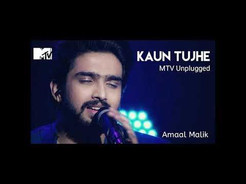 Kaun Tujhe | Amaal Malik | MTV Unplugged | M.S Dhoni