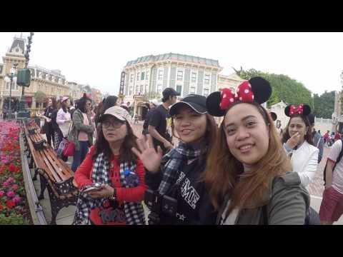 Travel Vlog - Hong Kong 2017
