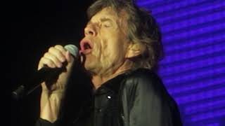 The Rolling Stones - Angie - U Arena Paris 22/10/2017