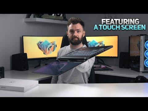 MSI Creator 15 Review (RTX 3070)