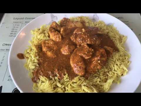 Syn Free Chicken Tikka Masala And Rice