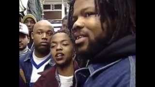 Lauryn Hill And Jeru The Damaja Get In A Heated Debate About All White People Being Wicked. thumbnail