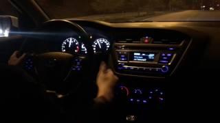 Hyundai I20 (84HP 1.2 MPI) vs Skoda Octavia (105HP 1.2TSI) Deneme