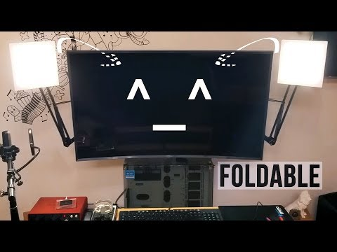 foldable-led-panels-for-life-streaming---easy-diy-project