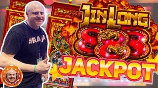 ☯️ $27 BET$  ☯️ Jin Long 888 3 Reel Jackpot Hit! 🎰