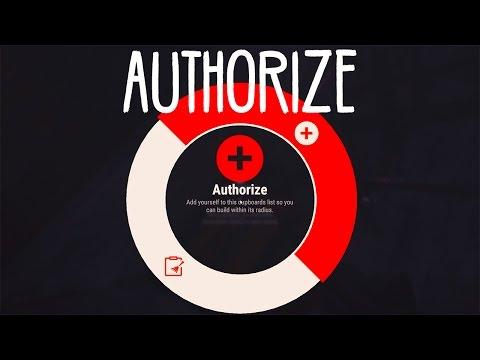 Authorize - Rust