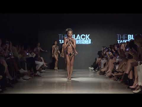 THE BLACK TAPE PROJECT, 2019 Swimwear Collections, Miami Swim Week, Art Hearts Fashion