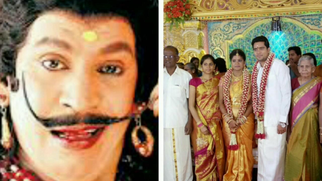 Actor Vadivelu daughter karthika's marriage - YouTube Vadivelu Daughter Kavya Marriage