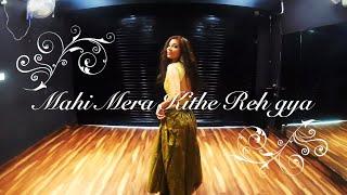 Mahi mera Kithe Reh Gaya Dance    Sangeet choreography   Sandy katty    Neeti Mohan