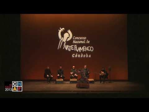 MERCEDES DE CORDOBA - Final de Baile CNAF de Cordoba