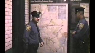 Police Officer Rafael Gonzalez & PO Felix Colon NYPD Transit Police District 33 Interview.wmv