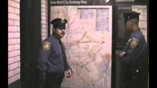 Police Officer Rafael Gonzalez & PO Felix Colon NYPD Transit Police District 33 Interview.wmv