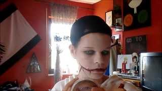 Download Jeff The Killer make-up (cheap/easy) Cosplay Mp3 and Videos