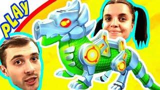 БолтушкА и ПРоХоДиМеЦ Открывают НОВЫХ ДРАКОНОВ! #68 Игра для Детей - Легенды Дракономании