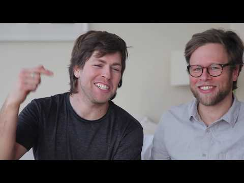 LoveYourBrain | MindfulMarch | Interview with brothers Kevin and Adam Pearce