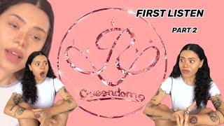 Red Velvet 'Queendom' First Listen (PART 2) Better Be/Pushin' N Pullin'/Hello, Sunset | REACTION!