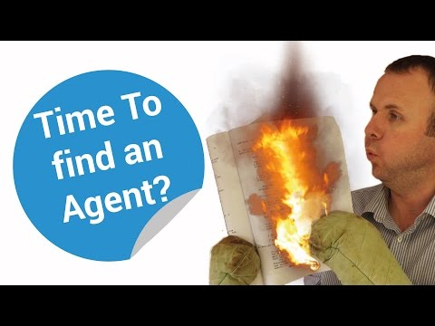 How to find an Agent to read your Script