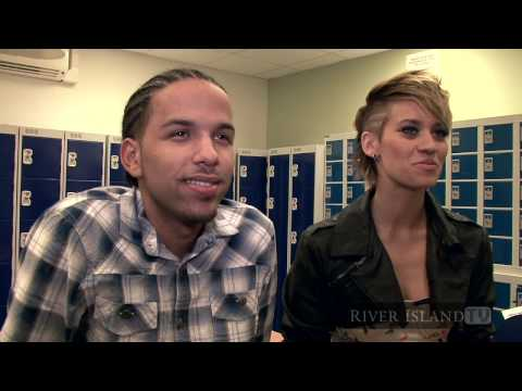 River Island Sessions: Aggro Santos & Kimberley Wyatt Interview