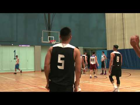 20171111 SwingMan King's Cup 補健 vs Asia Sports Education Academy Part 3
