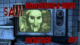SAW Kills Deaths And Traps Montage Part 1