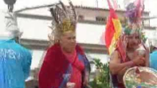 Comunidades Indígenas, Encuentro en Comala, Colima.wmv