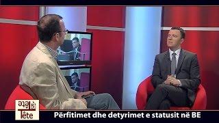 A1 Report - Tete a Tete, ne studio Gentian Elezi (25 qershor 2014)