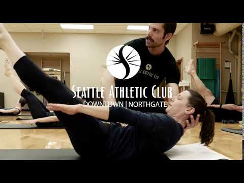 Seattle Athletic Club - Seattle's World Class Health and Recreation Center