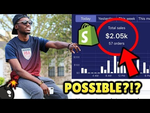 SECRET Hack To 10X Your Shopify Sales With FREE TRAFFIC (Shopify Branding Series ft JonnyGlo) thumbnail