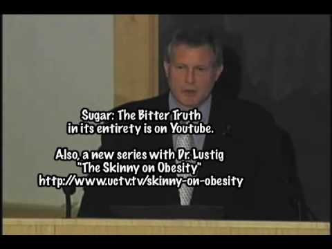 "sugar the bitter truth after watching Dr robert lustig's ""sugar: the bitter truth"" lecture is a youtube hit if you are  one of the approximately 2 million people who have watched it  while dr  lustig has published a dozen scientific articles on the evils of sugar, it was his  lecture."