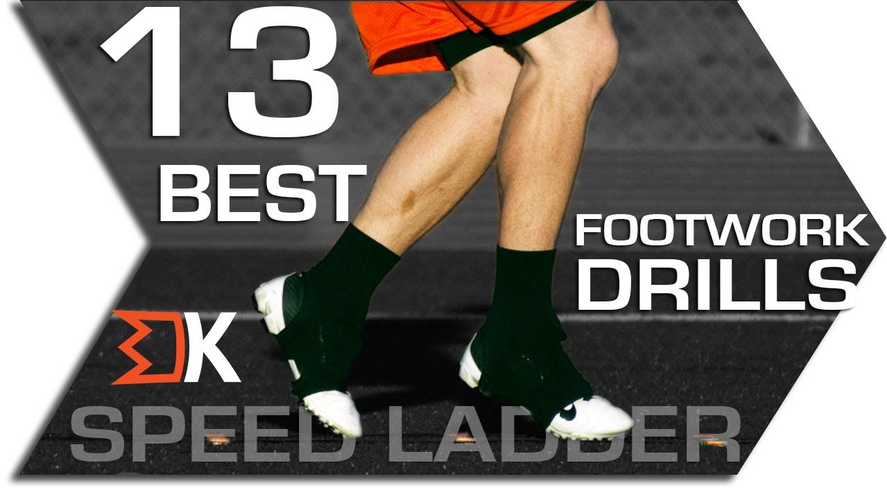13 Speed Ladder Drills For Faster Footwork Amp Quickness