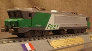 模型 フランス国鉄 CC6500形電気機関車 1/160 Nゲージ