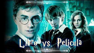 Crítica a Harry Potter y la Orden del Fénix (2007).