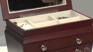 Dao Wooden Jewelry Box - Product Review Video
