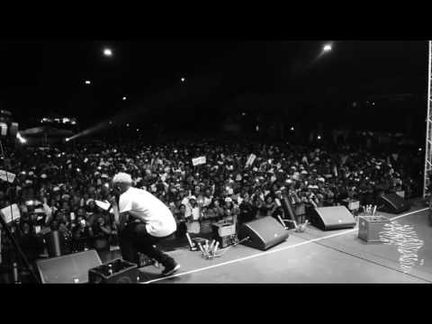 Kwesta Performing Nomayini & Ngud' at Major League Gardens