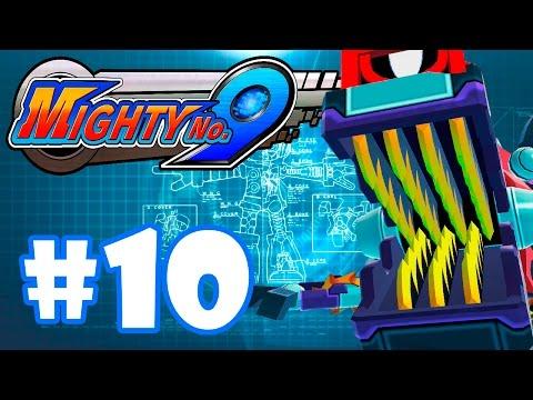 MIGHTY NO 9 #10 - K9