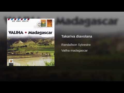 Valiha Madagascar - Takariva diavolana