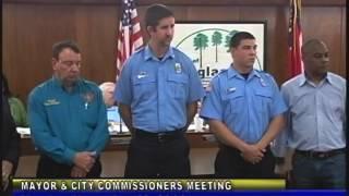 City of Douglas Commission Meeting Nov. 10, 2014 Part 1