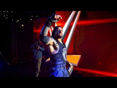 Roman Reigns vs. Big Show - WWE Live India...