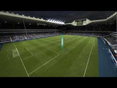Le match avant l'heure! FIFA 13 Deuxième épisode: Tottenham- Chelsea